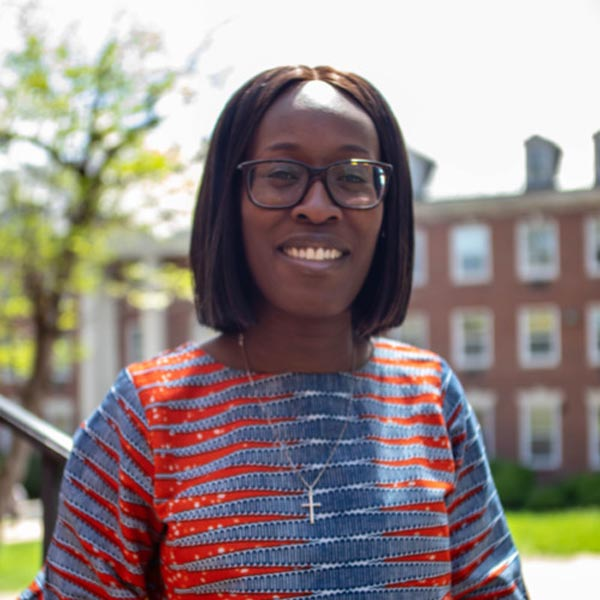 Ep. 7: Dr. Amy Yeboah, Assistant Professor at Howard University