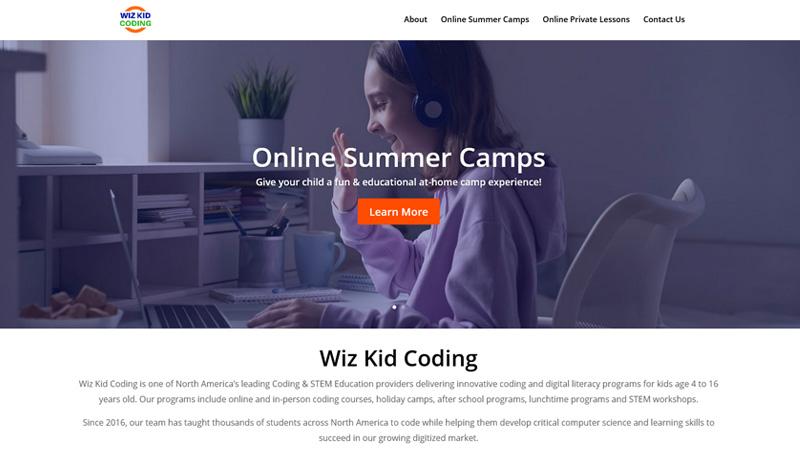 Wiz Kid Coding